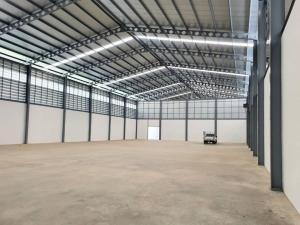 เช่าโกดังสำโรง สมุทรปราการ : BST105 ให้เช่าโกดัง/โรงงาน โกดังใหญ่ 1728 ตรม. ตำหรุ-บางพลี/แพรกษาใหม่ สมุทรปราการ Factory  Warehouse ใกล้ลาดกระบังและสนามบินสุวรรณภูมิ