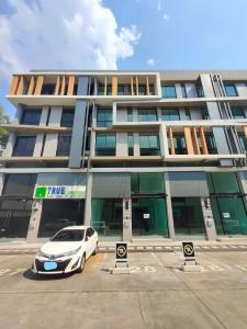 For RentHome OfficeNawamin, Ramindra : Nirvana @ work Ramintra Home office for rent, 4.5-storey home office, Loft style, new project.