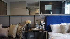 For RentCondoRama9, RCA, Petchaburi : 30896 Condo for rent Ideo Mobi Asoke [Ideo Mobi Asoke] 1 Bed 1 Bathroom Floor 15 28 sq m. FH