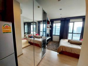 For RentCondoRama9, RCA, Petchaburi : 32329 Condo for rent at Rhythm Asoke 2 [Rhythm Asoke 2] Studio 1 bathroom 28th floor 23 sqm. FH