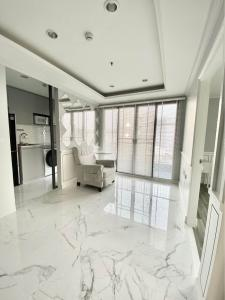 For SaleCondoBangna, Lasalle, Bearing : M3370-Condo for sale, Ideo O2, near BTS Bangna, city view - Pool view, There is a washing machine. Ready to move in