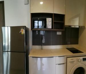 For RentCondoRama9, RCA, Petchaburi : 25102 Condo for rent Ideo Mobi Asoke [Ideo Mobi Asoke] 1 Bed 1 Bathroom 10th floor 35 sqm. FH