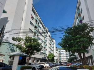 For RentCondoLadprao101, The Mall Bang Kapi : ให้เช่าถูกเหลือเชื่อ!! คอนโด ลุมพินี เซ็นเตอร์ แฮปปี้แลนด์ ขนาด 28 ตร.ม. พร้อมอยู่