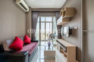 For RentCondoOnnut, Udomsuk : 1-bedroom at Ideo Verve Sukhumvit for rent near On Nut BTS