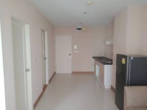 For SaleCondoLadkrabang, Suwannaphum Airport : Urgent sale, Air Link Residence, 2 bedrooms, 1 bathroom, beautiful room, open air