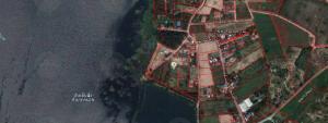 For SaleLandPattaya, Bangsaen, Chonburi : Land for sale suitable for a vacation home.