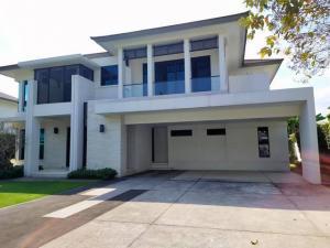 For SaleHouseRattanathibet, Sanambinna : House for sale in Rattanathibet area Ladawan Village Rattanathibet Near MRT Bang Rak Noi Tha It