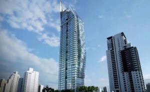 เช่าคอนโดสุขุมวิท อโศก ทองหล่อ : Rental / Selling : Marque Condo , Prompong BTS , 2 Bed 2 Bath 1 Power room  , 127 sqm 📌 Private Lift 📌 Hight Floor 📌 City View 🔥🔥Rental Price : 130,000 THB / Month 🔥🔥🔥🔥 Selling Price : 45,000,000 🔥🔥
