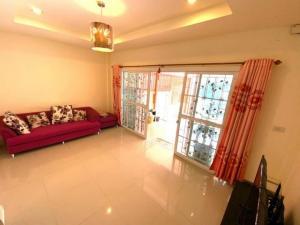 For SaleTownhouseAyutthaya : 2 storey townhouse for sale, Prempracha Season, Bang Pa-in, Ayutthaya