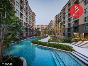 For SaleCondoCha-am Phetchaburi : Luxury condo for sale Rain Cha Am-Hua Hin (Rain ChaAm-HuaHin), Phetchaburi.