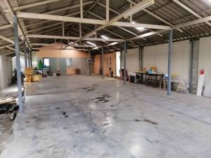 For RentWarehouseKasetsart, Ratchayothin : BS672 Warehouse for rent, area 250 sq m., Senanikom 1, Chatuchak