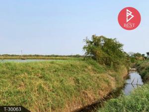 For SaleLandChachoengsao : Beautiful land, purple area, area 70 rai 2 ngan, 68.0 square meters, Bang Pakong, Chachoengsao