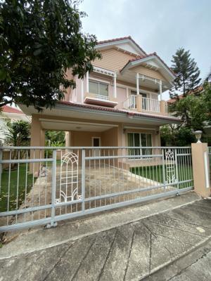For RentHouseLadkrabang, Suwannaphum Airport : ให้เช่าบ้านเดี่ยวหมู่บ้านเพอร์เฟคเพลส ลาดกระบัง ซอย20/3