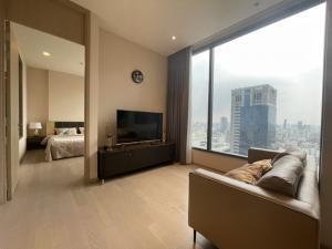 เช่าคอนโดสุขุมวิท อโศก ทองหล่อ : for rent The Esse Asoke 2 bed 55k 📍