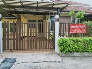 For SaleHousePattaya, Bangsaen, Chonburi : Detached house in the village of Chokchai 8, Khao Noi