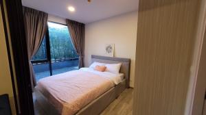 เช่าคอนโดท่าพระ ตลาดพลู : rent by owner/MRT BTS Bangwa/super view of balcony/all brand new