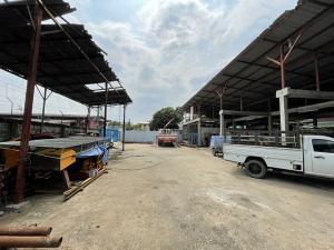 For SaleWarehouseRathburana, Suksawat : Land for sale with warehouses and buildings (298 sq m) Phutthabucha Soi 9.
