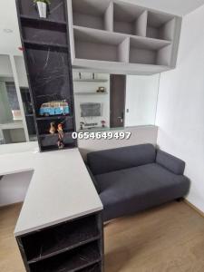For RentCondoSiam Paragon ,Chulalongkorn,Samyan : For rent Ashton Chula silom Studio room price 17,500 baht interested contact 0654649497