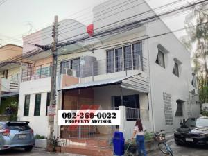 For RentHouseLadprao 48, Chokchai 4, Ladprao 71 : ** Rent a big house, cheap price, help Thai people ** Twin house / townhouse 2 units combine a total area of 40+ square meters @Ladprao - Liab Duan Ramindra Artnarong