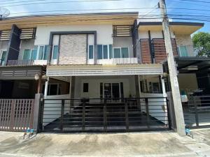 For SaleTownhouseRama 2, Bang Khun Thian : CH0132B Gusto Village Rama 2 (2-storey townhome)