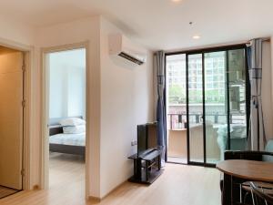 For RentCondoOnnut, Udomsuk : Condo for rent Artemis Sukhumvit 77 6th floor AOL-F72-2103003619