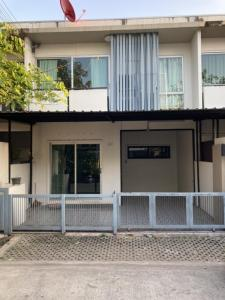 For RentTownhouseLadprao 48, Chokchai 4, Ladprao 71 : For rent, The Plant City 2 storey (Ladprao 71, Nak Niwat 48), ready