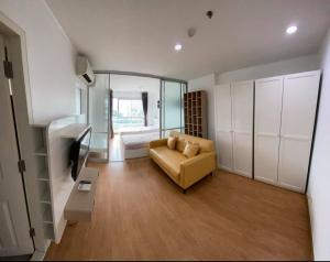 For RentCondoRatchadapisek, Huaikwang, Suttisan : For rent U Delight At Huay Khwang Station near MRT Cultural Center. Fully furnished, ready to move in, very new room