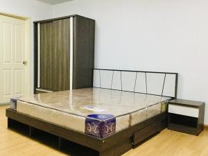 For RentCondoChengwatana, Muangthong : Very cheap condo for rent, Supalai City Resort Chaengwattana, size 33 sqm., 19th floor, only 7500 baht.