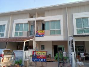 For SaleTownhouseBang kae, Phetkasem : Sell Townhome City Sense Petchkasem 69, new condition, bus pass, there are 7-11 shops near Victoria Garden.