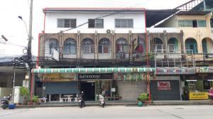 ขายตึกแถว อาคารพาณิชย์พัทยา บางแสน ชลบุรี : ขายตึกแถว ติดถนนใหญ่พัทยากลาง ใกล้ซอยบัวขาว ทำเลธุรกิจ