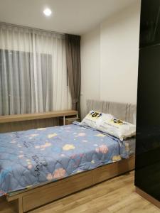 For RentCondoBangna, Lasalle, Bearing : Condo for rent, Niche Mono Sukhumvit-Bearing, size 30 sqm., 1 bedroom, 1 bathroom # near BTS Bearing 250 meters. Rental price 10,000