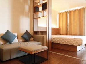 เช่าคอนโดพระราม 3 สาธุประดิษฐ์ : [มีรูป] ให้เช่าห้องใหม่ราคาถูก U Delight Residence Riverfront พระราม 3 Fully furnished ชั้น 17 ขนาด 34 ตรม พร้อมเข้าอยู่