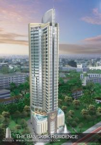 For SaleCondoSathorn, Narathiwat : Rare Item!! 2 Beds Large Room Condo For Sale Near BTS Chong Nonsi - The Infinity Sathorn @ 19.3 MB