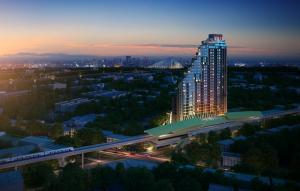 For RentCondoPinklao, Charansanitwong : Brix Condo Charansanitwong 64, ready to move in, 48 sqm, prices start at 16500 baht.