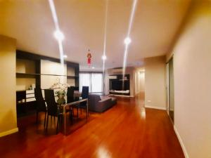 For RentCondoRama9, RCA, Petchaburi : Rent 3 Bed 2 Bath Belle Grand Rama9 Only 45 K. High floor with nice infinity view and nice decoration