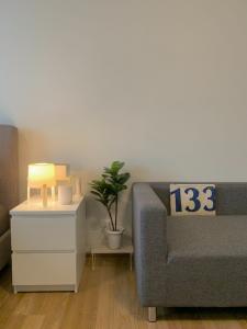 For SaleCondoBangna, Lasalle, Bearing : ขาย 22 ตรม ตึก E ชั้น 6 วิวเมือง