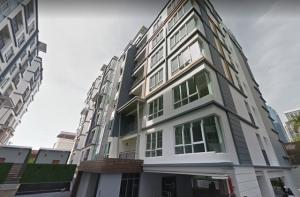 For RentCondoSukhumvit, Asoke, Thonglor : Vogue Sukhumvit 16, ready to move in, 52 sqm, starting price 26500 baht