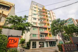 For SaleCondoWongwianyai, Charoennakor : (The owner sells by himself) Sell MY Condo (Sansiri Group) Soi Thonburi 1 1 bedroom, 1 bathroom, 1 living room
