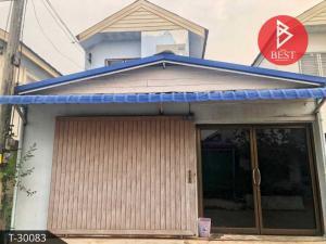 For SaleTownhousePrachin Buri : House for sale Eua Arthorn Kabinburi 1 Kabin Buri Prachinburi