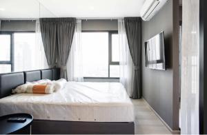 เช่าคอนโดพระราม 9 เพชรบุรีตัดใหม่ : 🔥รีบจอง🔥 Life Asoke 1 นอน 35 sqm. ชั้นสูง แต่งครบ เครื่องใช้ไฟฟ้าครบพร้อมอยู่ 095-249-7892