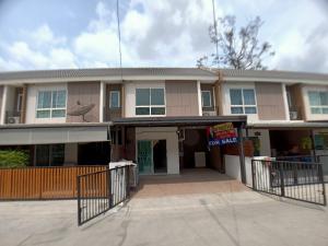 For SaleTownhouseRama5, Ratchapruek, Bangkruai : Townhome for sale, The Connect Rama 5, Nakhon In, near Makro, Rama 5, near Jesada Badin Bridge