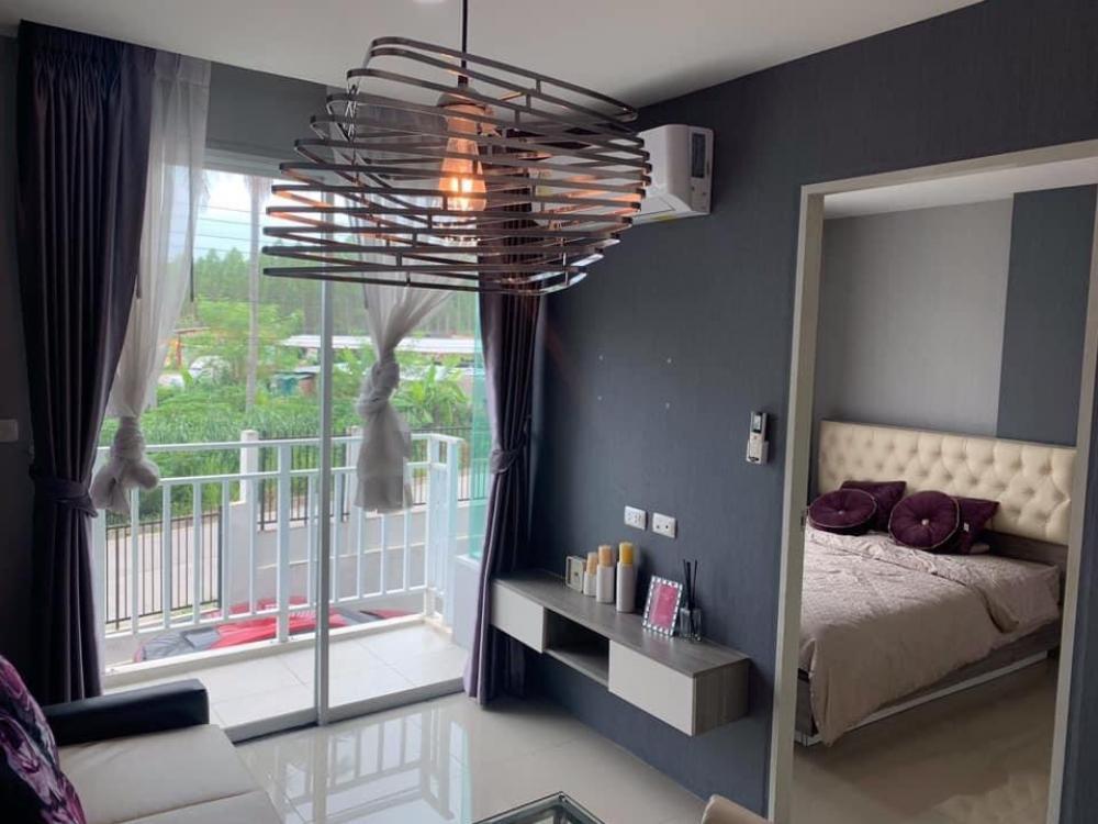 ขายคอนโดพัทยา บางแสน ชลบุรี : The Royal Hill Resort Bowin การันตีค่าเช่า