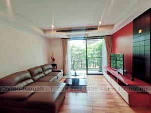 For SaleCondoRatchadapisek, Huaikwang, Suttisan : SALE !! Condo Amanta Ratchada, MRT Thailand Cultural Centre, 2 Bed, Tower 1, Floor 2, Area 85 sq.m., Sale 9 MB