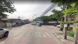 For SaleLandLadprao 48, Chokchai 4, Ladprao 71 : Land for sale on Nak Niwat Road, land size 5 rai