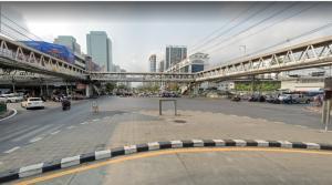 For SaleLandRatchadapisek, Huaikwang, Suttisan : Land for sale near MRT Sutthisan, very urgent !!
