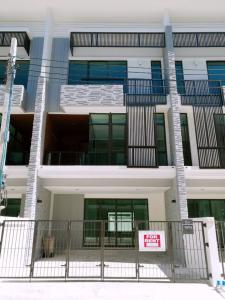 For RentTownhouseBangna, Lasalle, Bearing : townhome for rent Plex Bangna AOL-F68-2103003636.