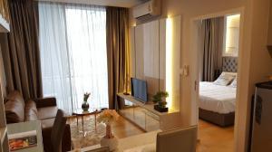 For RentCondoSathorn, Narathiwat : Condo for rent NOBLE REVO SILOM Floor 12 AOL-F80-2103003641.