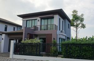 For RentHouseRamkhamhaeng, Hua Mak : house for rent Aqua Divina AOL-F81-2103003642.
