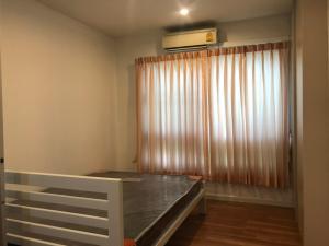 For RentCondoLadkrabang, Suwannaphum Airport : For Rent  V Condo Latkrabang  size 26 sqm 1 bed Fully furnished