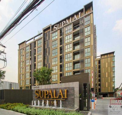 เช่าคอนโดพระราม 9 เพชรบุรีตัดใหม่ : เจ้าของปล่อยเช่าเอง Supalai PRIME พระราม 9 ห้องสวย พร้อมอยู่